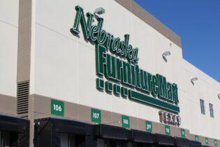Nebraska Furniture Mart: The Colony, TX, 2014
