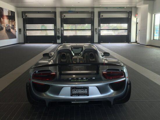 Porsche- North Houston